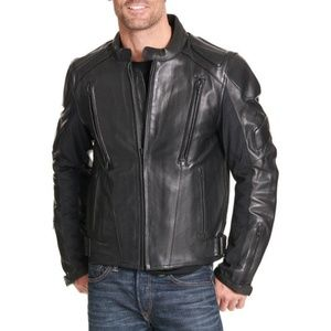 Wilsons leather man's riding jacket